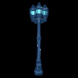 Vintage street lamps
