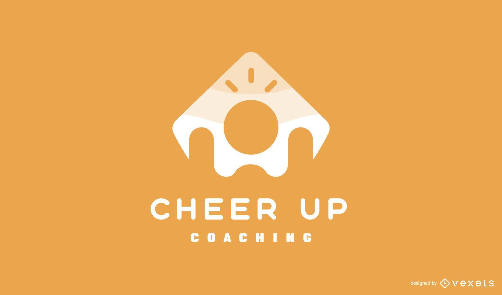 Cheer Up Coaching Logo Design
