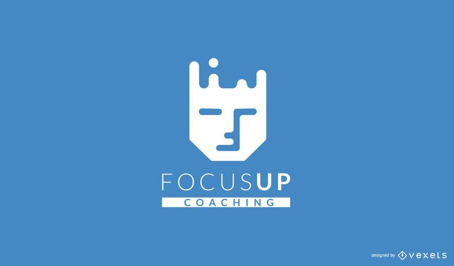 Diseño de logotipo de Focus Coaching