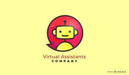 Asistente Virtual Diseño de Logo de Empresa