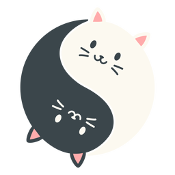 Mejores amigos gatos