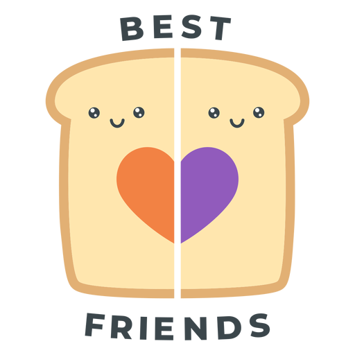 Best friends toast