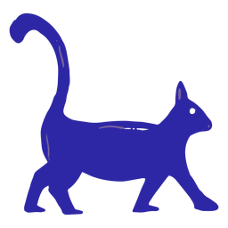 Cats Silhouette With Heart Transparent Png Svg Vector File