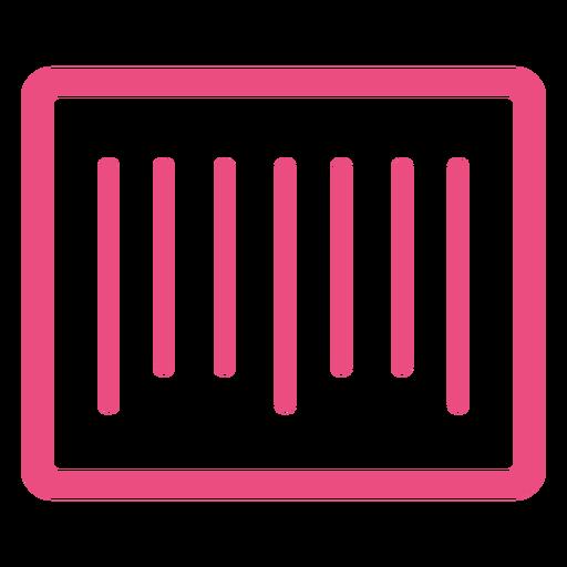 Code icon stroke