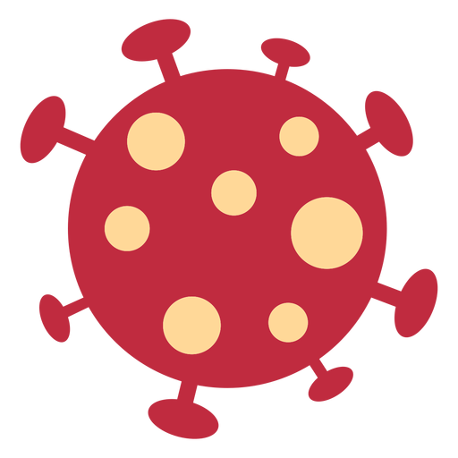 Coronavirus covid19 icon Transparent PNG