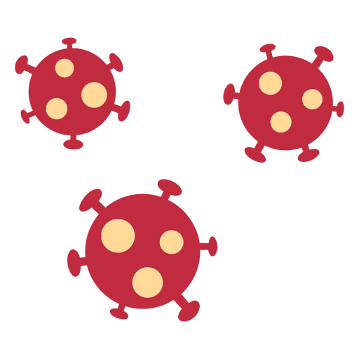 Coronavirus icon Transparent PNG