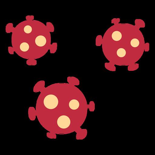 Icono de coronavirus Transparent PNG