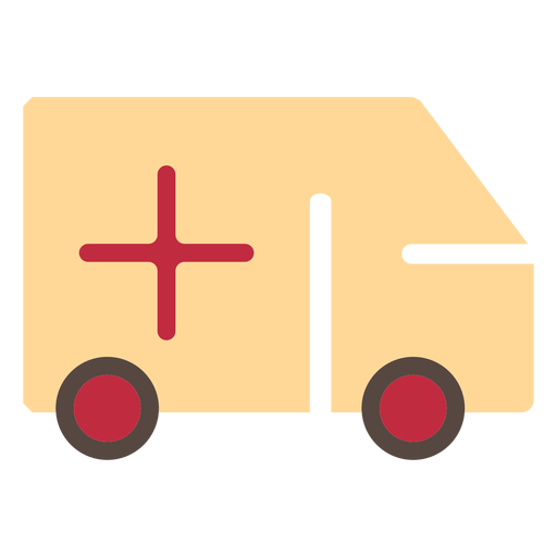 Covid19 ambulance icon Transparent PNG