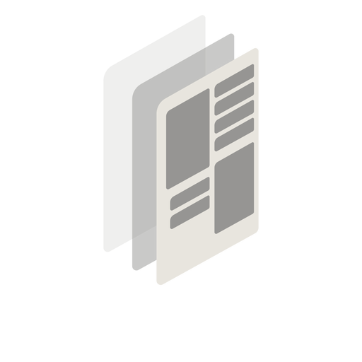 Documents isometric