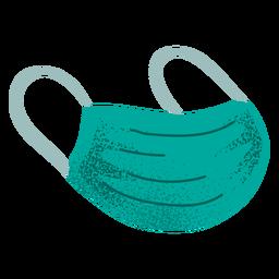 Mascarilla texturizada