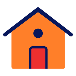 House Icon Stroke Transparent Png Svg Vector File