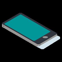 Smartphone isométrico