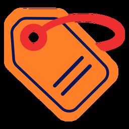 Etiqueta etiqueta icono