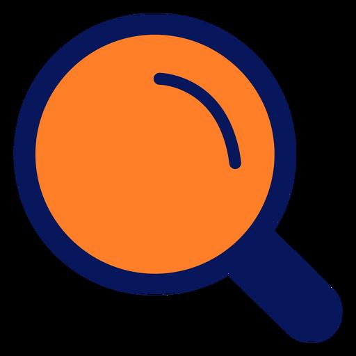 Icono de lupa lupa Transparent PNG