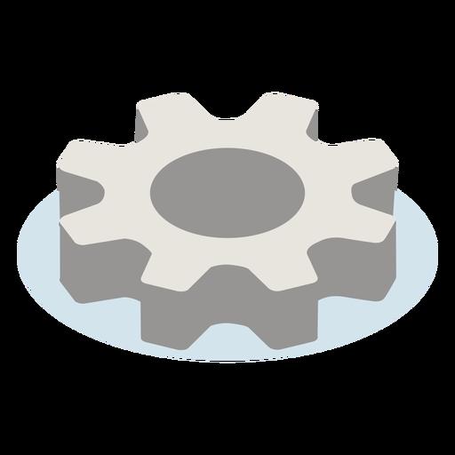 Metal gear isometric