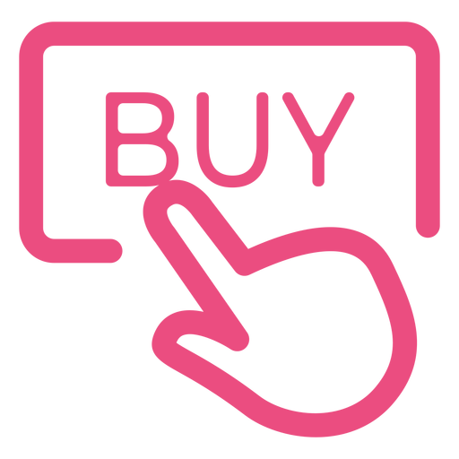 Online buy icon buy
