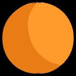 Ícone de bola laranja