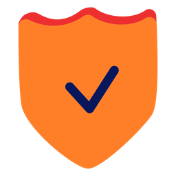 Ícone de escudo de proteção
