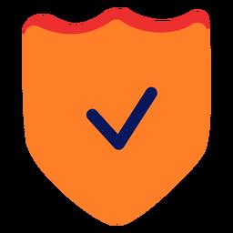 Icono de escudo de protección