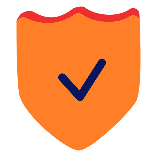 Protection shield icon Transparent PNG