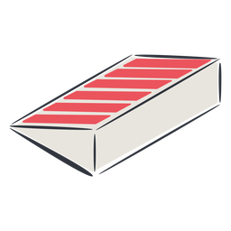 Red roof isometric