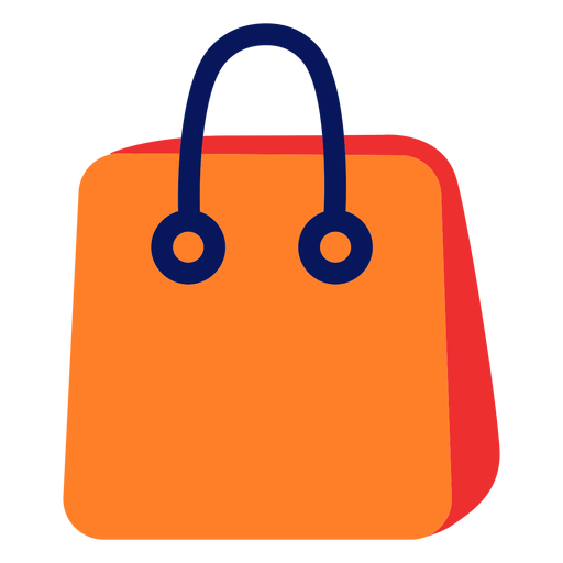 Shopping bag icon - Transparent PNG & SVG vector file