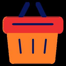 Icono de cesta de compras