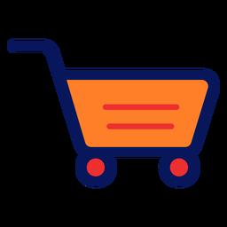 Icono de carrito de compras carrito de compras