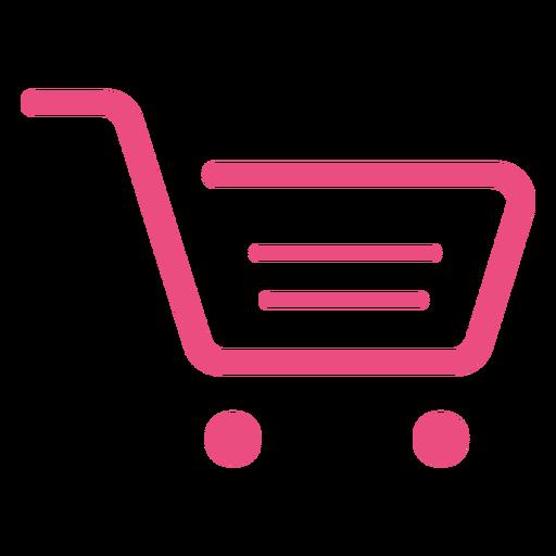 Icono de carrito de compras icono de carrito de compras