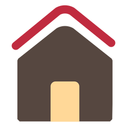 Simple house icon house