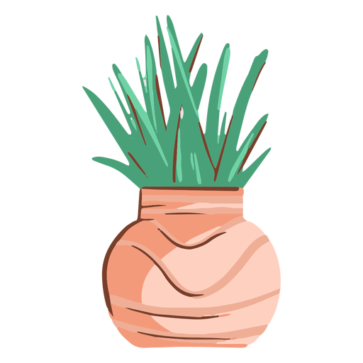 Simple plant illustration