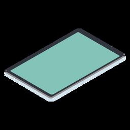 Tableta isométrica