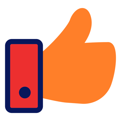 Thumbs up icon Transparent PNG