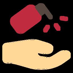 Icono de lavarse las manos
