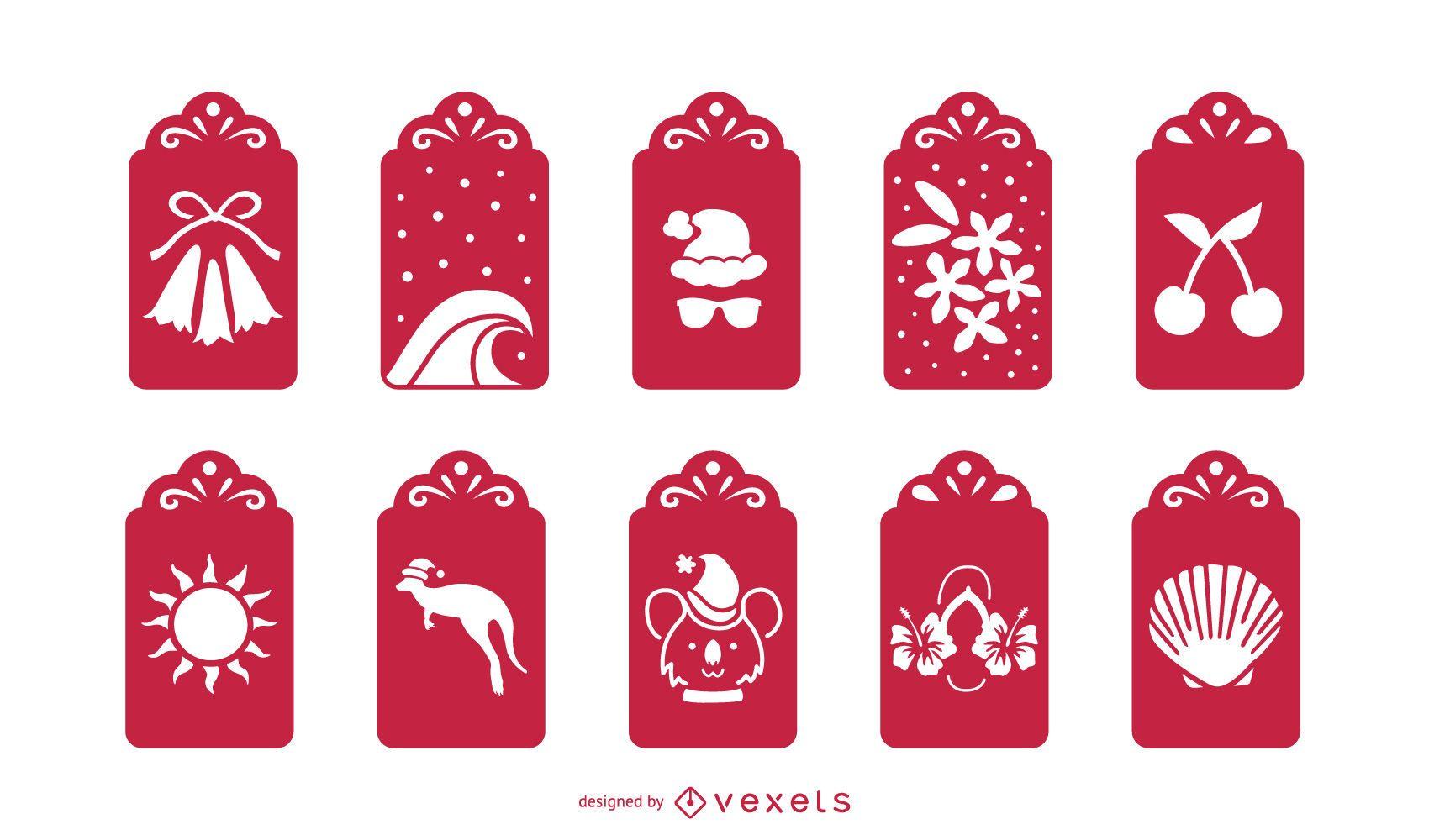Australian Christmas Card Pack