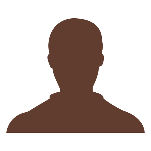 Anonymous avatar man bald head Transparent PNG
