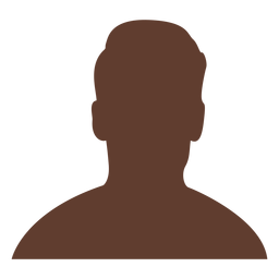 Avatar anónimo hombre pelo corto cortado