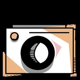 Artista trazo de cámara
