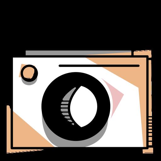 Artist camera stroke Transparent PNG