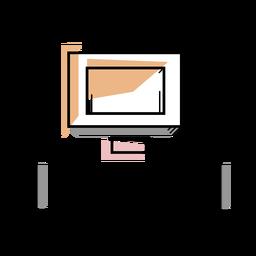 Curso de imagem de exibição de artista