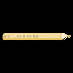Artist yellow pencil color