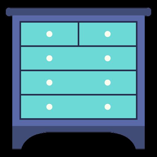 Cabinet furniture flat