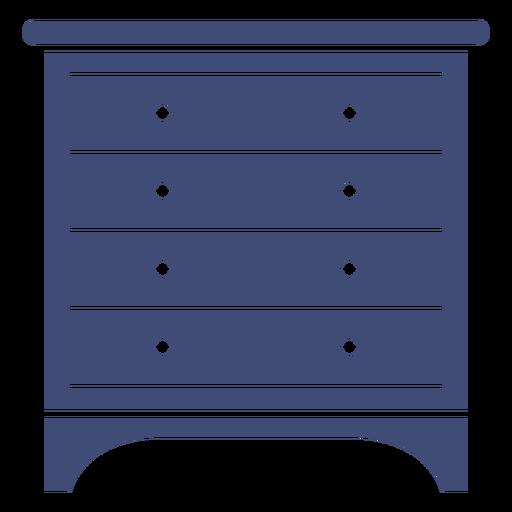 Cabinet furniture monochrome