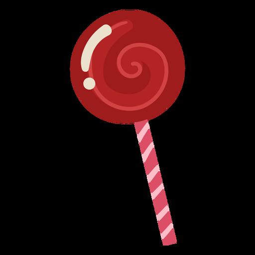 Carnival lollipop color