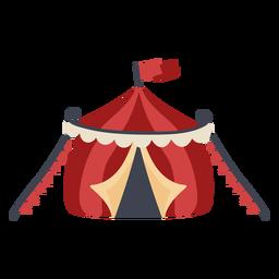 Carnival tent color carnival