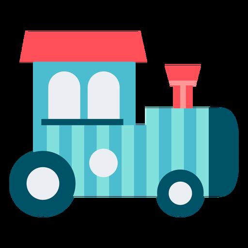 Cor do carrossel de trem de carnaval Transparent PNG