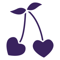 Hearts cherry