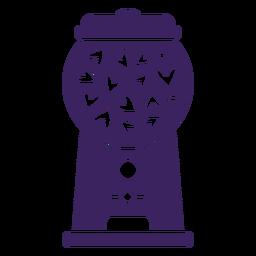 Hearts gumball mashine