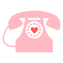Hearts phone color