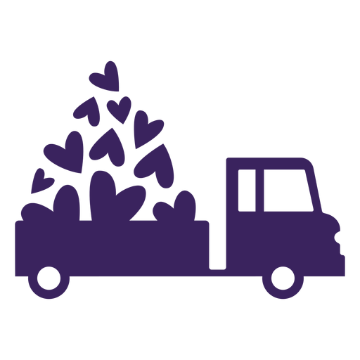 Hearts truck